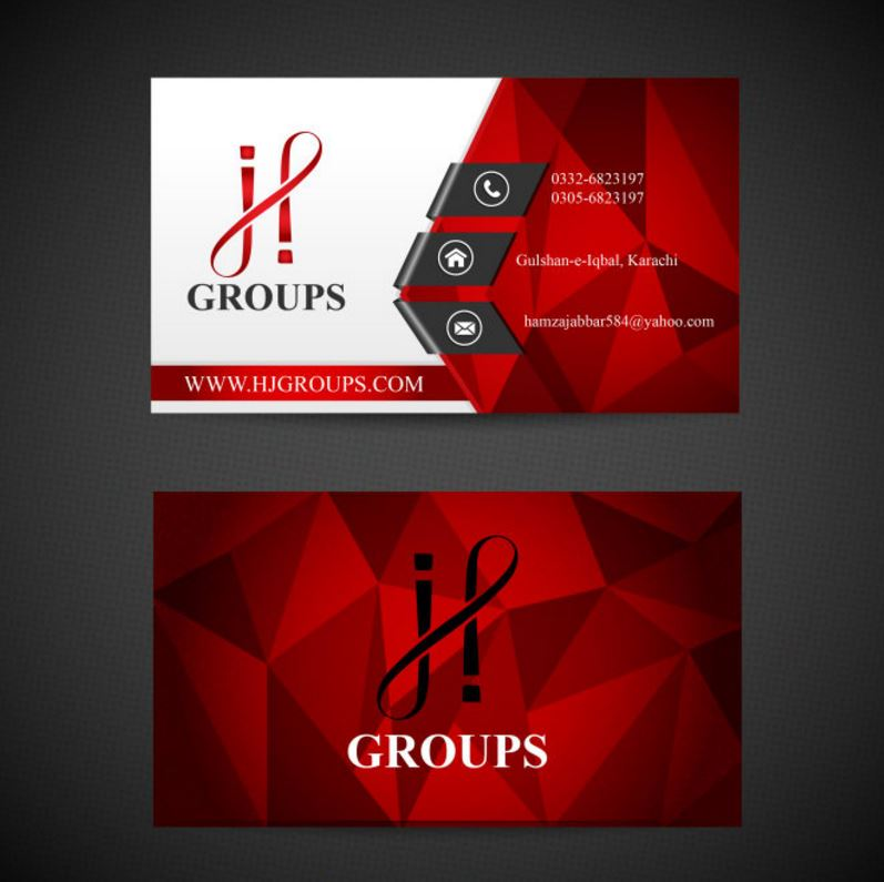 Graphics And Design Design Business Card